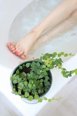 bain à la japonaise